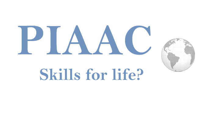 Introduction to PIAAC – measuring adult literacy and skills