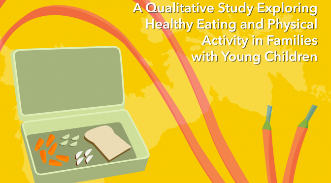 A Qualitative Study Exploring Healthy Eating and Physical Activity in Families with Young Children